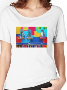La Boca - Buenos Aires Women's Relaxed Fit T-Shirt