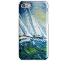 The Tall Ships' Races iPhone Case/Skin