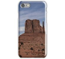 Monument Valley, United States iPhone Case/Skin