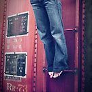 Boxcar Dreams - Albuquerque, NM by Tara Wagner
