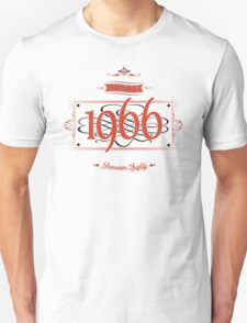 Since 1966 (Red&Black) T-Shirt