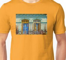 Windows in La Boca Caminito, Buenos Aires - Argentina Unisex T-Shirt