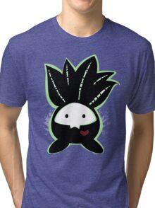 Skel-oddish Tri-blend T-Shirt