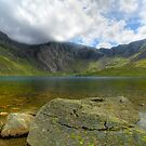 Llyn Idwal by Adrian Evans