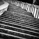 Many Steps - Nashville, TN by Tara Wagner