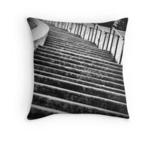 Many Steps - Nashville, TN Throw Pillow