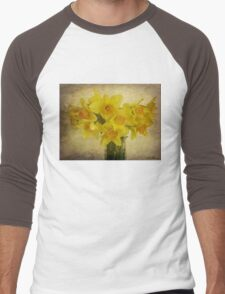 Spring Delight Men's Baseball ¾ T-Shirt
