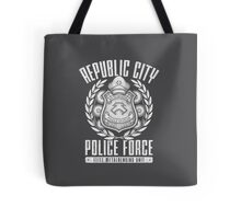 Avatar Republic City Police Force Tote Bag
