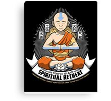 Spiritual Retreat Canvas Print