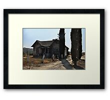 """"""" Where are you ..."""" Framed Print"""