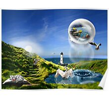 Little mice are dreaming Poster