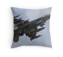 Firepower Throw Pillow
