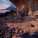 Elgol's gold by outwest photography.co.uk