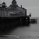 Eastbourne Pier by Charlotte Jarvis