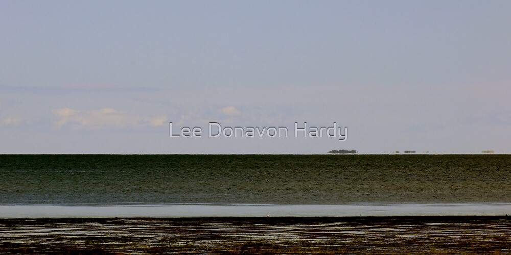 Islands on the Edge of the Sea by Lee Donavon Hardy