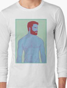 Cold skin Long Sleeve T-Shirt