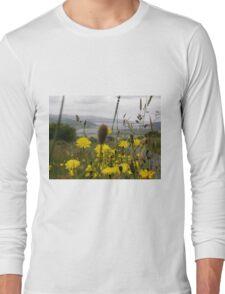 Flora - Burt Co. Donegal Ireland Long Sleeve T-Shirt
