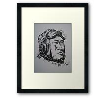 Pilot Framed Print