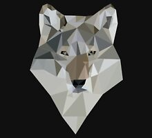 Polygon Wolf Unisex T-Shirt