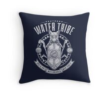 Avatar Southern Water Tribe Throw Pillow