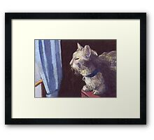 Favorite Chair Framed Print