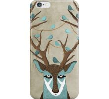 The deer iPhone Case/Skin