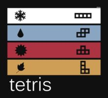 tetris is forever all. by Bob Rebrovich