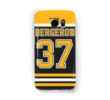Boston Bruins Patrice Bergeron Jersey Back Phone Case Samsung Galaxy Case/Skin