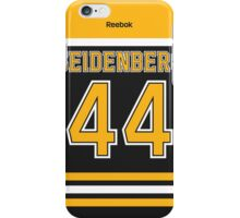 Boston Bruins Dennis Seidenberg Jersey Back Phone Case iPhone Case/Skin
