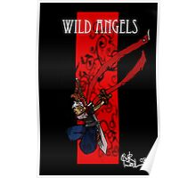 Wild Angel Cover Poster