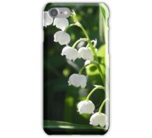 Lily-Of-The-Valley iPhone Case/Skin