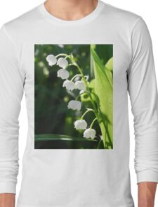 Lily-Of-The-Valley Long Sleeve T-Shirt