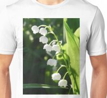 Lily-Of-The-Valley Unisex T-Shirt