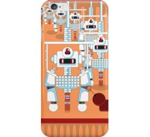 Robot Assembly iPhone Case/Skin