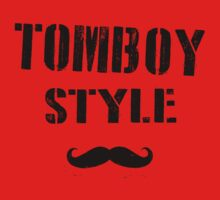 Tomboy Kids Clothes