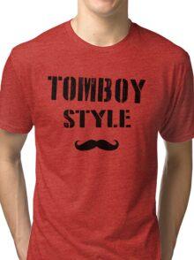 Tomboy Tri-blend T-Shirt