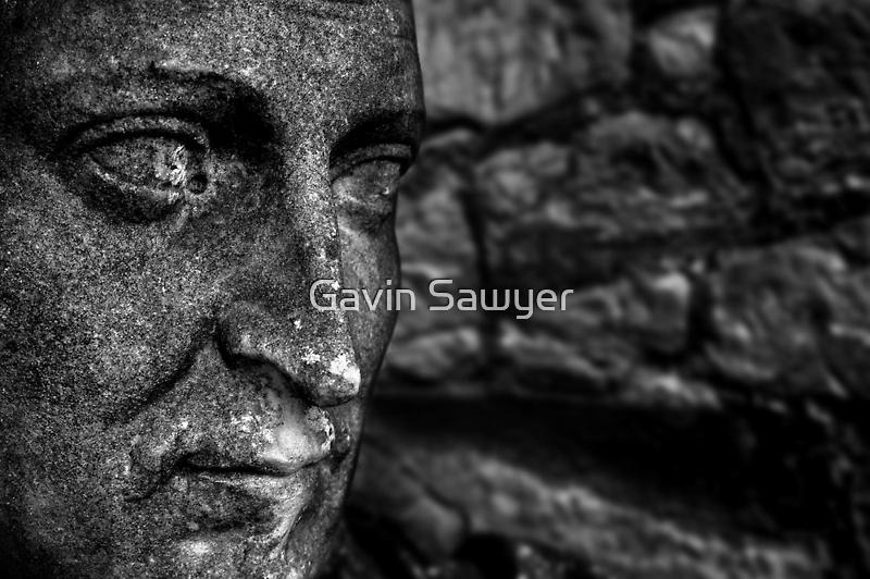 Statue by Gavin Sawyer
