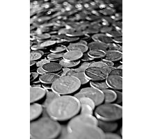 Retirement Fund Photographic Print