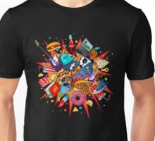 teenage explosion Unisex T-Shirt