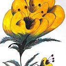 Flower Power by IrisGelbart