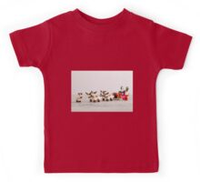 Rudolph Knows the Way Kids Tee