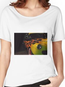 Flamin'Cool 1941 Ford Women's Relaxed Fit T-Shirt
