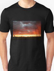 Hot Sunset in Outback Australia T-Shirt