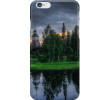 Old church iPhone Case/Skin
