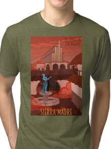 Welcome to Sierra Madre Tri-blend T-Shirt