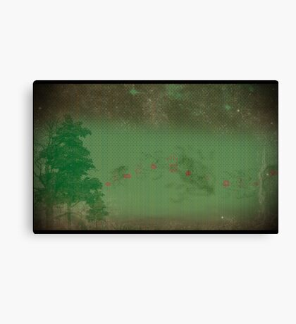 misty gifts Canvas Print