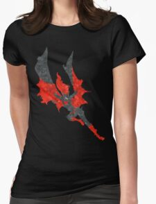 Batwoman Womens Fitted T-Shirt