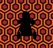 The Shining - Little big wheel silhouette Sticker
