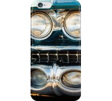 1959 Cadillac Sedan Deville (Series 62) Grill iPhone Case/Skin