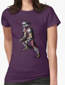 Shred Womens Fitted T-Shirt